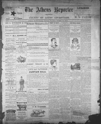 Athens Reporter and County of Leeds Advertiser (18920112), 19 Jun 1894
