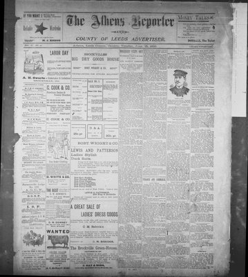 Athens Reporter and County of Leeds Advertiser (18920112), 25 Jun 1895