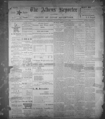 Athens Reporter and County of Leeds Advertiser (18920112), 3 Sep 1895