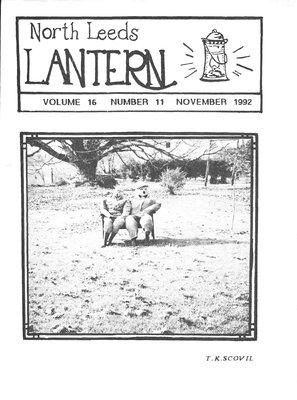 Northern Leeds Lantern (1977), 1 Nov 1992