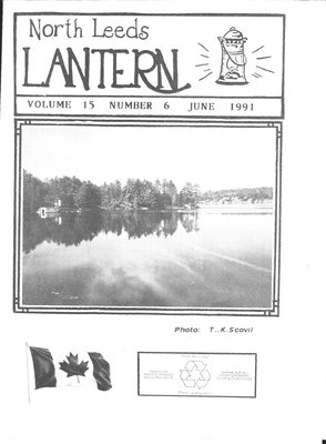 Northern Leeds Lantern (1977), 1 Jun 1991