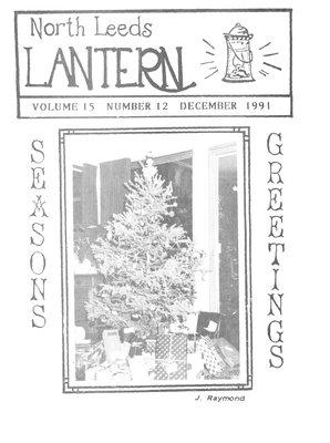 Northern Leeds Lantern (1977), 1 Dec 1991