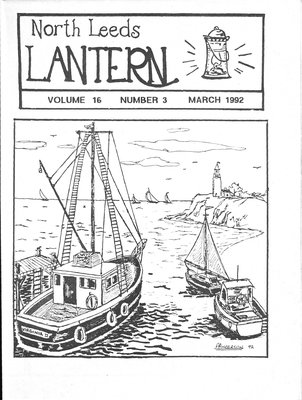 Northern Leeds Lantern (1977), 1 Mar 1992