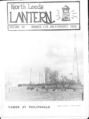 Northern Leeds Lantern (1977), 1 Jul 1988