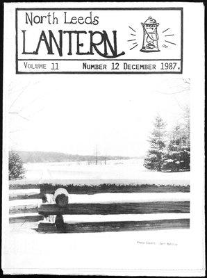 Northern Leeds Lantern (1977), 1 Dec 1987