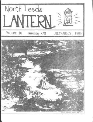 Northern Leeds Lantern (1977), 1 Jul 1986