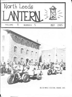 Northern Leeds Lantern (1977), 1 May 1985