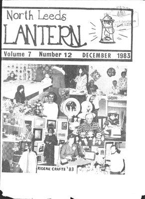 Northern Leeds Lantern (1977), 1 Dec 1983