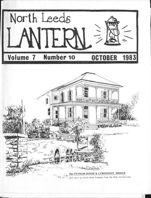 Northern Leeds Lantern (1977), 1 Oct 1983