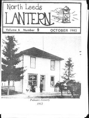Northern Leeds Lantern (1977), 1 Oct 1982