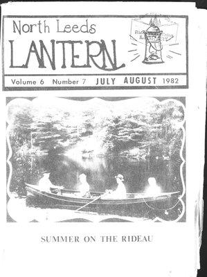 Northern Leeds Lantern (1977), 1 Jul 1982