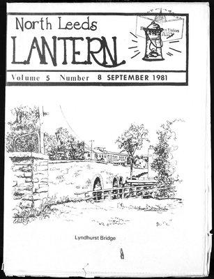 Northern Leeds Lantern (1977), 1 Sep 1981