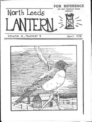 Northern Leeds Lantern (1977), 1 Apr 1978