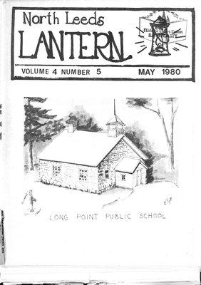 Northern Leeds Lantern (1977), 1 May 1980