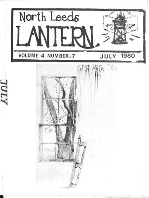 Northern Leeds Lantern (1977), 1 Jul 1980