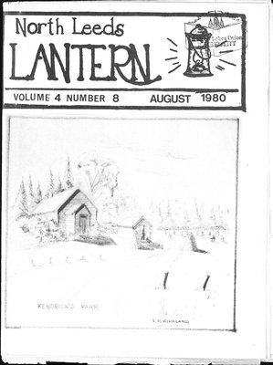 Northern Leeds Lantern (1977), 1 Aug 1980