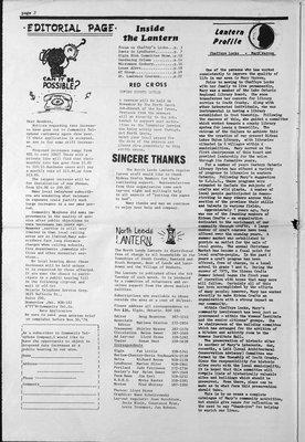 Northern Leeds Lantern (1977), 1 Nov 1979