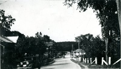 Village of Morton c.1930