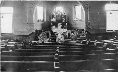 Elgin Methodist Church c.1915