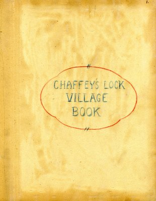 Chaffeys Lock Village Book c.1940