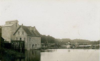 Bedford Mills c.1910