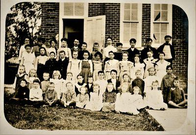 Delta Public School c.1902