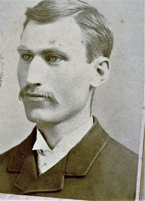 Edward A. Pierce c.1895