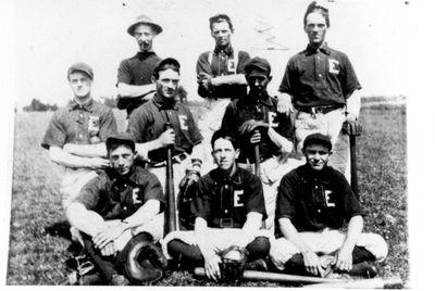 Elgin Baseball team c.1910