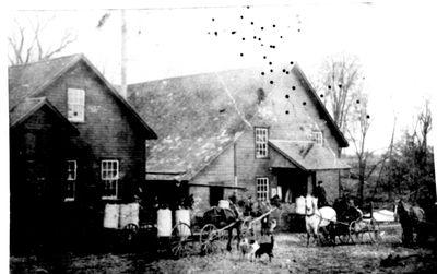 Elgin cheese factory c.1905