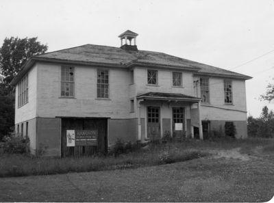 Elgin Continuation School after closing