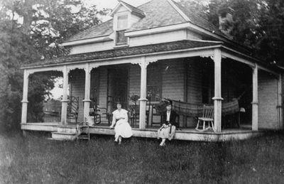 Summer Cottage on Millers Bay c.1918