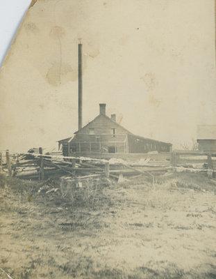 Saw Mill in Elgin
