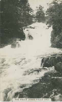 Jones Falls bywash c.1910