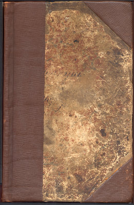 Chaffey's Lockmaster's Record Book 1835-1863