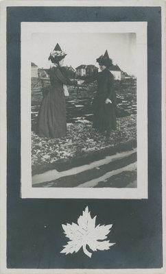 Women in field
