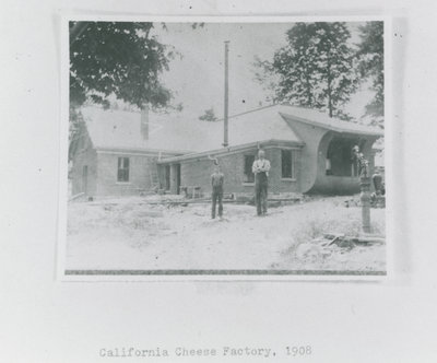 California Cheese Factory
