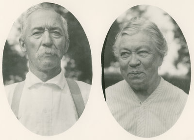 William Charland and Theresa Pennock Charland