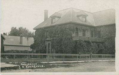 J.R. Dargavel House and Store