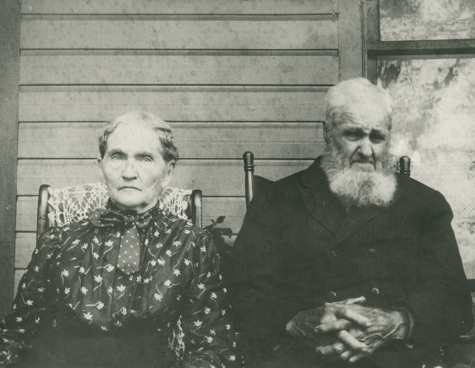 William Topping and Elizabeth Johnston Topping