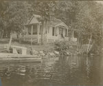 Fettercairn Island and dock