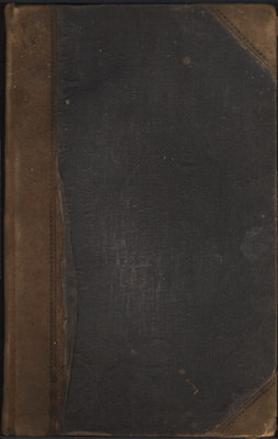 Elgin-Chaffey's Lock Telephone Company account book