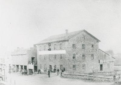 Delta Grist Mill c.1890