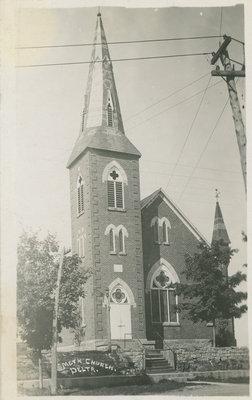 Delta Methodist Church