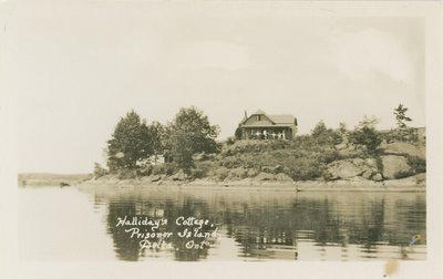 Halladay Cottage, Prisoner Island