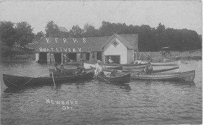 Kerr's Boat Livery