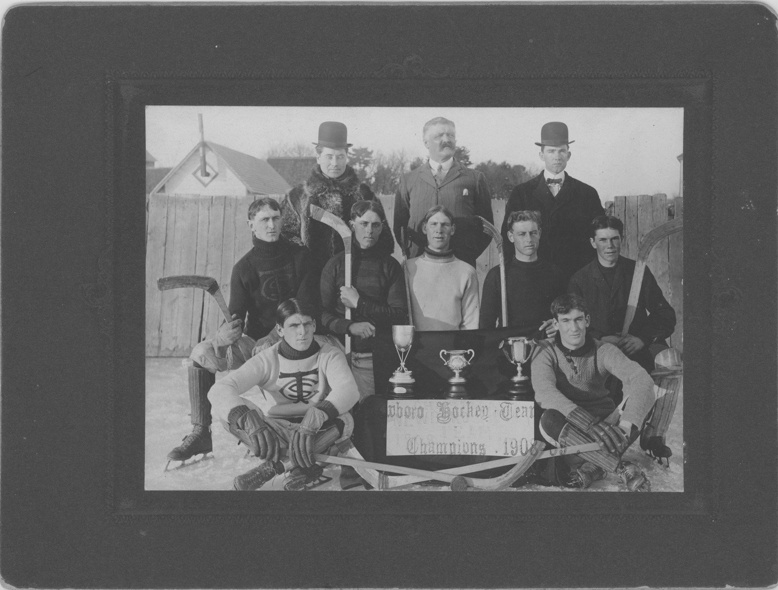 Newboro Hockey Team