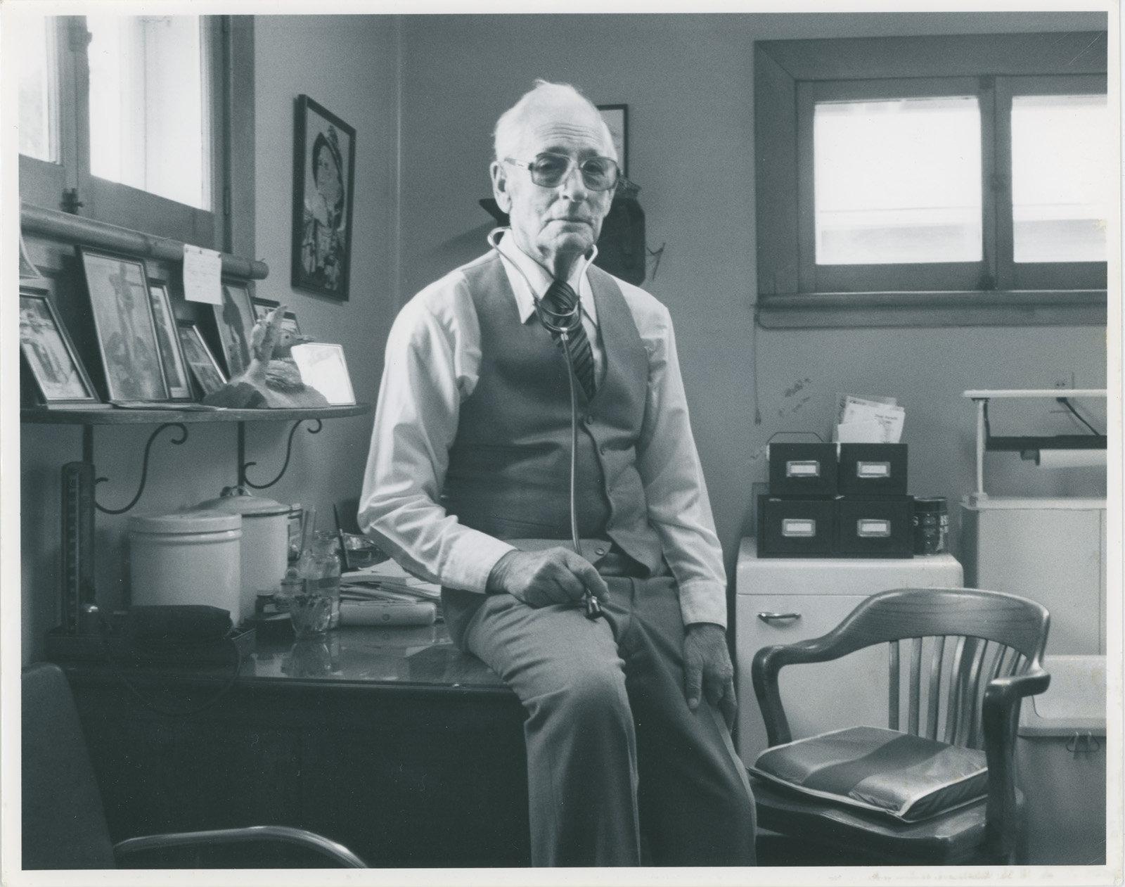 Dr. Norman Kerr