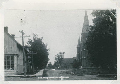 Carleton Street, Newboro, Ontario