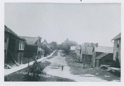 Main Street, Newboro, Ontario