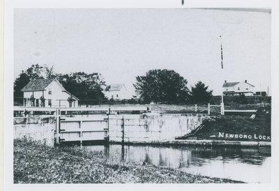 Newboro Lock Station